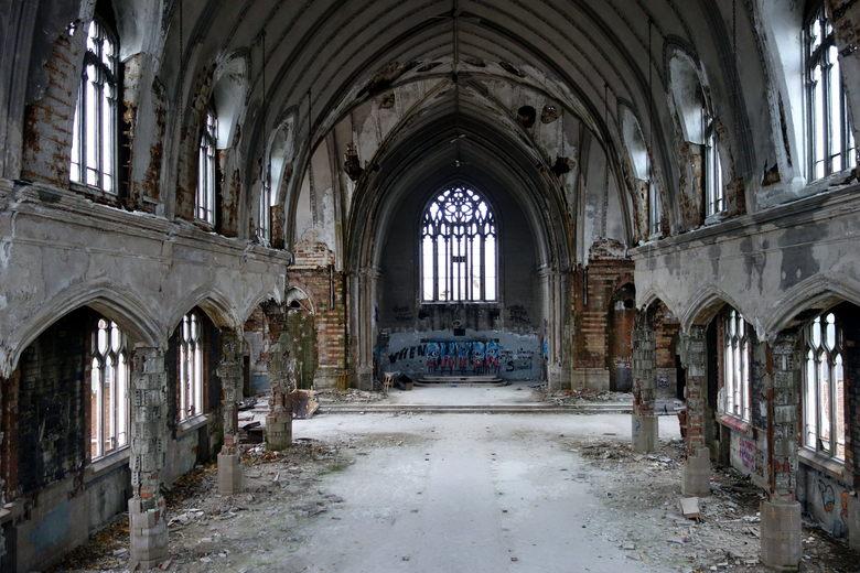 สถานที่ปล่อยร้าง