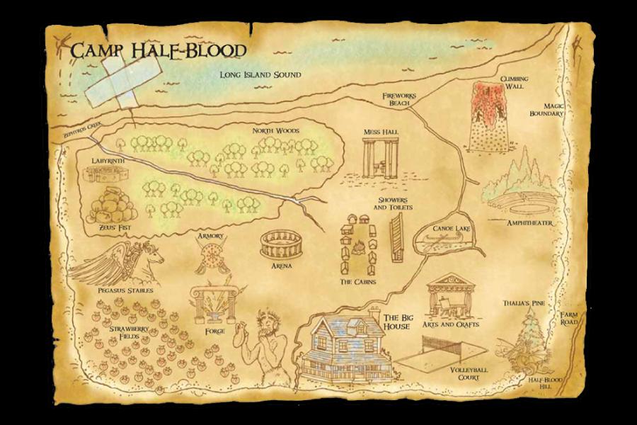 half-blood-camp แคมป์ฮาล์ฟบลัด